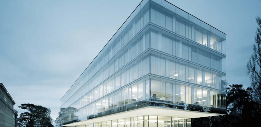 Implenia Suisse SA • Entreprise générale • Onex