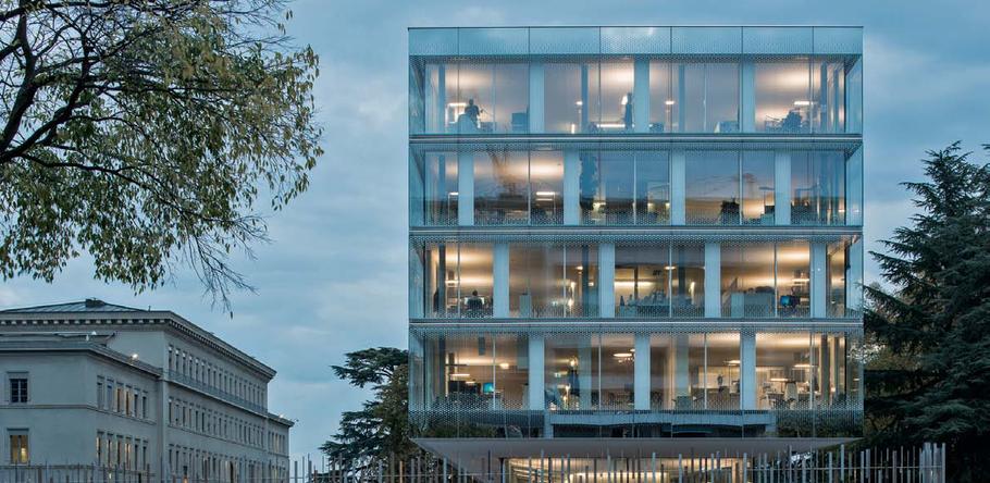 Induni & Cie SA • Genève • Vaud • Valais | Entreprise de construction