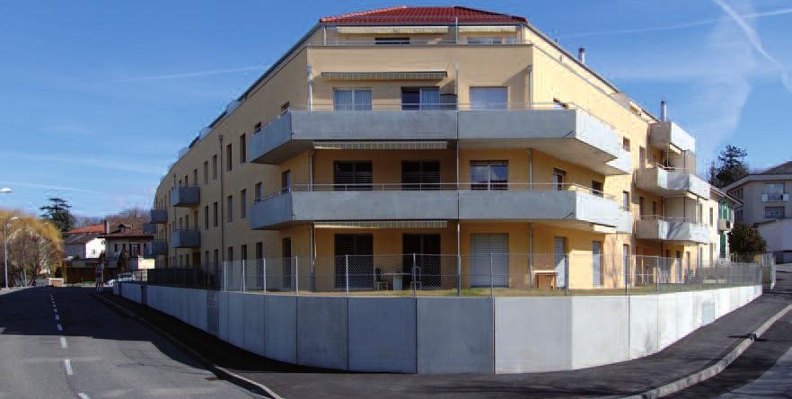Losinger Marazzi SA • Genève