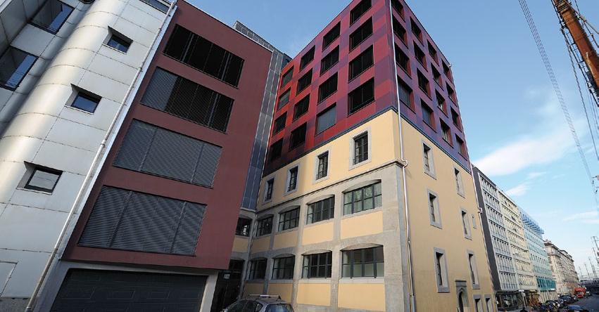 Favre+Guth Architecture SA