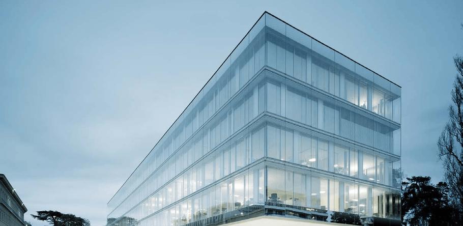 srg | engineering –  Ingénieurs-Conseils Scherler SA • Genève