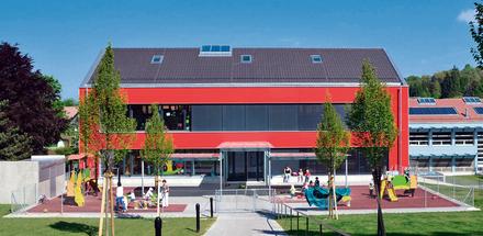 Centre de Vie Enfantine et extension du Collège d