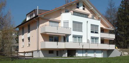 """Immeuble """"Les Bains No 5"""""""