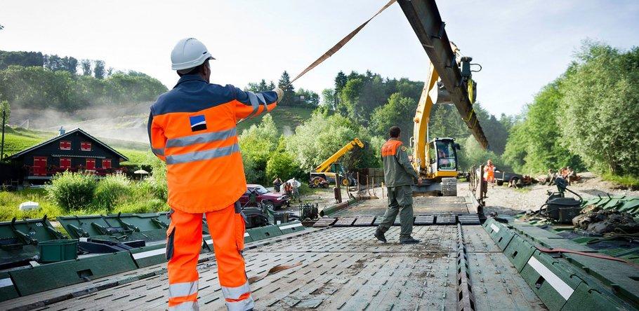 Grisoni-Zaugg SA • Entreprise de construction