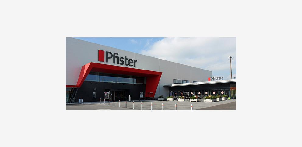 Pfister PROFESSIONAL SA