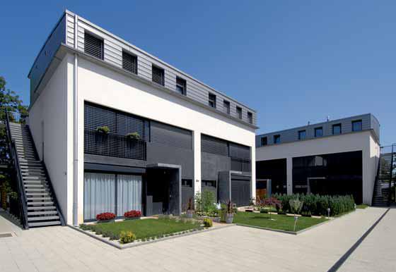 Dominique Grenier Architecture SA