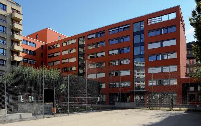 Implenia Suisse SA • Divison Development