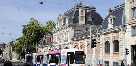 Tramway Cornavin-Onex-Bernex