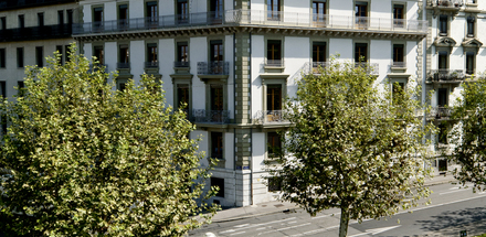 Boulevard Emile Jacques-Dalcroze