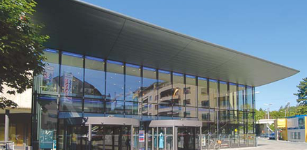 "Centre commercial Nyon ""La Combe"""