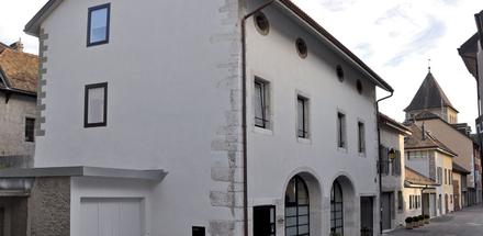 Immeuble d'habitation et cabinet médical à Nyon
