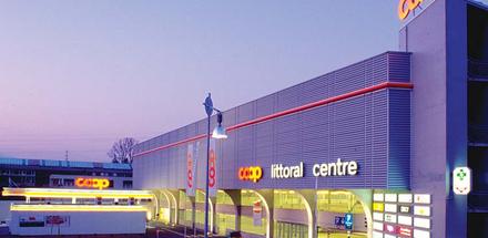"Centre Commercial ""Littoral Centre"""