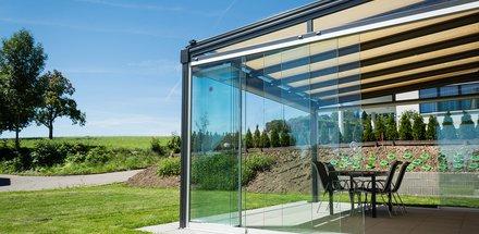 Système de toits vitrés