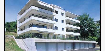 Immeuble Résidentiel Riant-Coteau