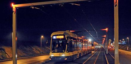 Tramway Cornavin-Meyrin-Cern