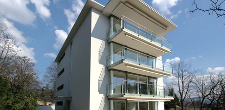 """Immeuble """"La Vuachère"""""""