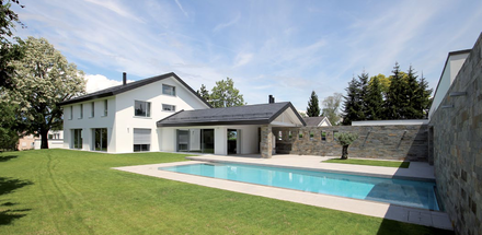 Villa familiale à Collonge-Bellerive