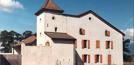 Ferme de St-Georges - Bâtiment principal