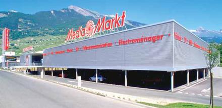 Media-Markt Centre Commercial