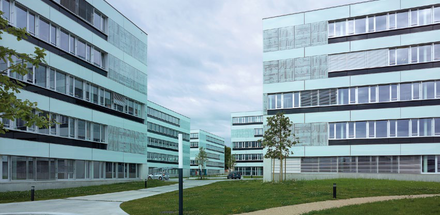 EPFL - Quartier de l'Innovation