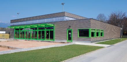 Centre sportif de Meyrin