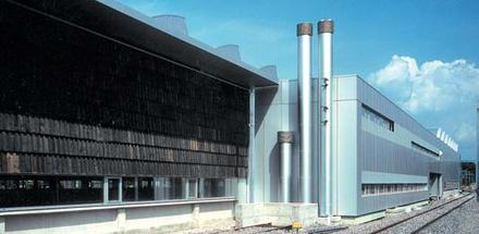 Centre d'Entretien des CFF - CEG