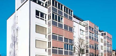 """Immeubles """"Les Platanes"""""""