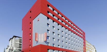 Hôtel Ibis Centre Nations