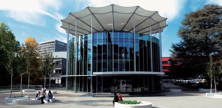 Nouvelle Réception Centrale du CICR