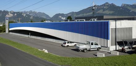 Centre logistique Grisoni-Zaugg
