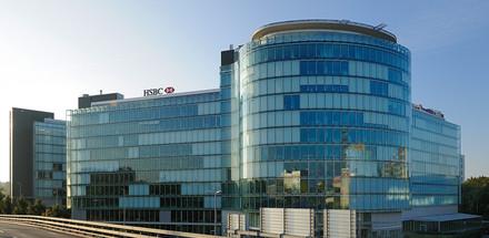 Bureaux HSBC