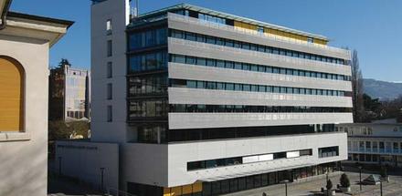 Hôpital des Enfants - 2ème étape