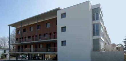 Immeuble de 12 logements Coopérative d'habitation