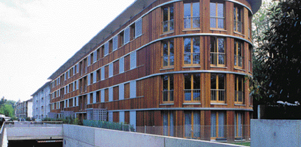Coopérative d'Habitation Sauverny