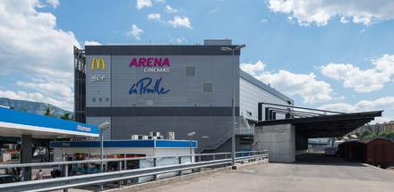 Arena Multiplexe Cinémas