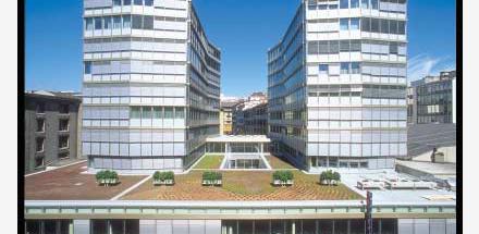 Immeuble Administratif et Commercial Cendrier-Centre