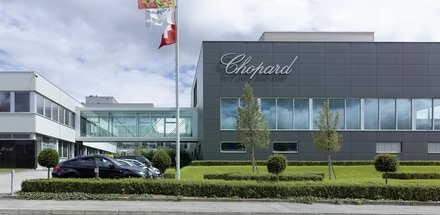 Chopard & Cie SA - Extension du site