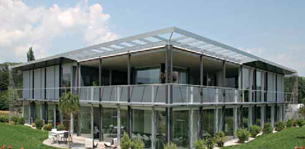 Immeuble administratif