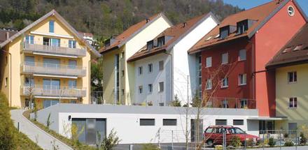 """Immeuble d'habitation """"En Cojonnex"""""""