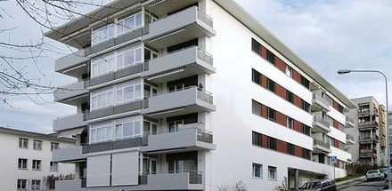 Immeuble Locatif Guiguer de Prangins 1-3