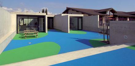 Espace parascolaire - Ecole du Pré-du-Camp
