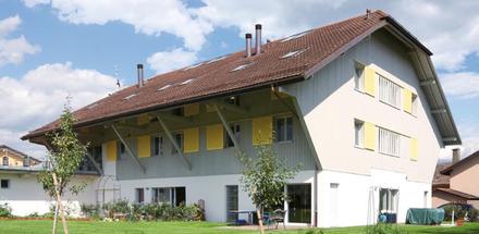 Création de logements dans un rural