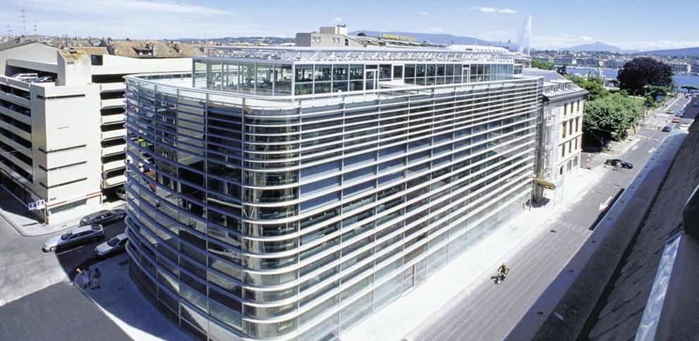 BEA Bureau d'Etudes et Architecture SA