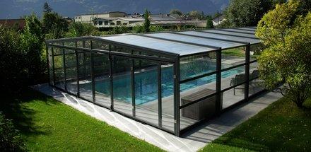 Abris piscine