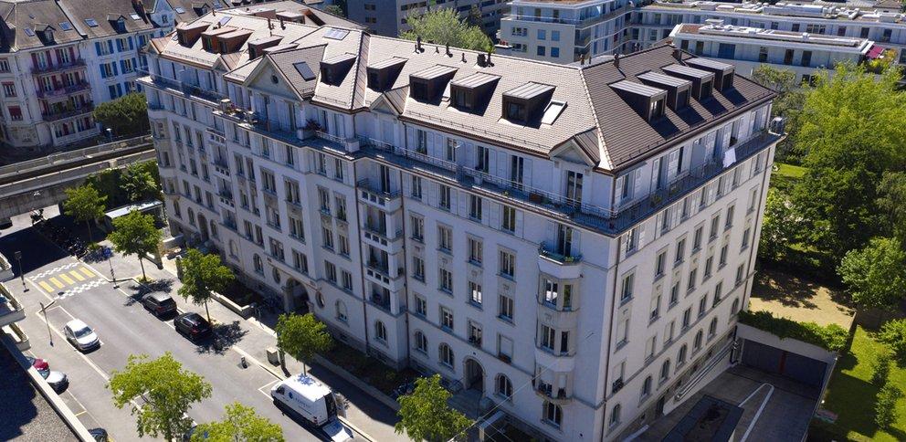 SD Société Générale de Construction Lausanne