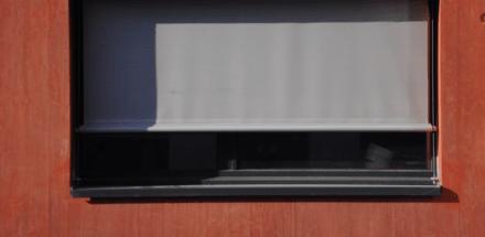 Tentes solaires verticales